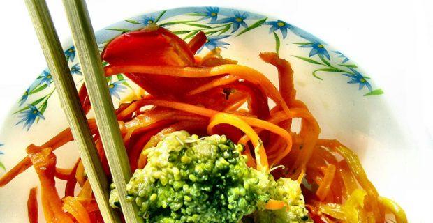 תזונה סינית - תזונה לפי הרפואה הסינית