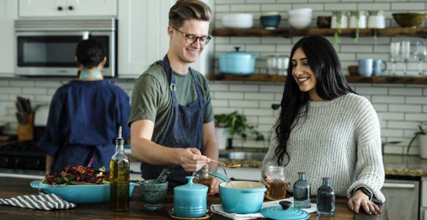בישול עם קסם: לתבל את האוכל באהבה