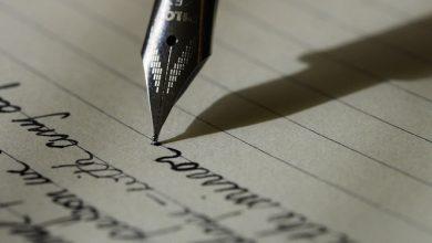 Photo of גרפולוגיה – כתב אישה וכתב גבר