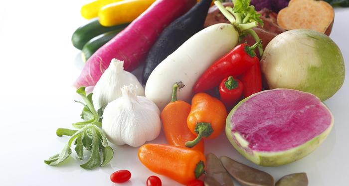 סגולות בריאותיות בחמישה צבעים - לומדים לאכול לפי צבעים